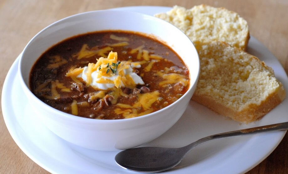 pumpkin spiced turkey chili