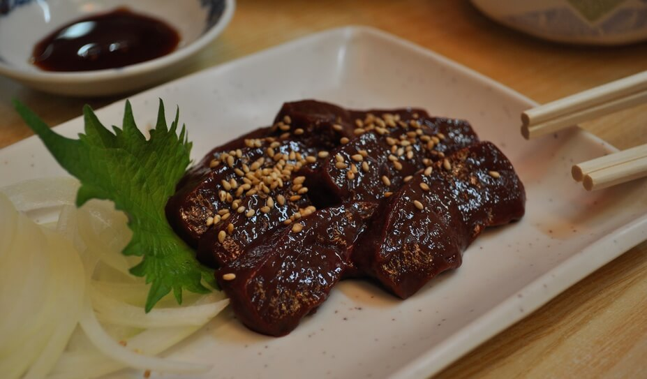 ponzu steak